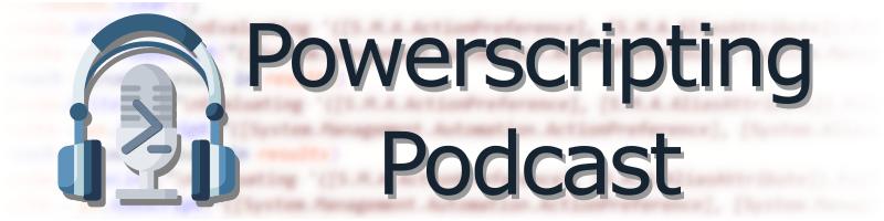 PowerScripting Podcast Logo